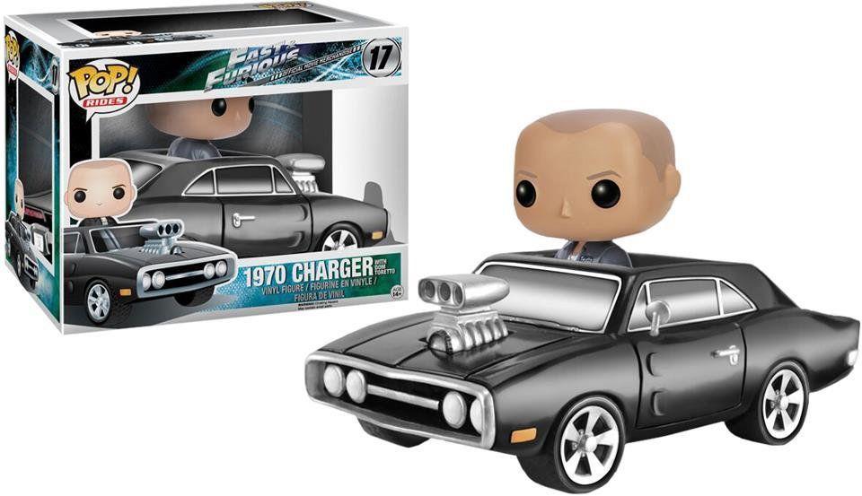 Funko POP! Velozes e Furiosos: 1970 Charger Dom Toretto - Funko