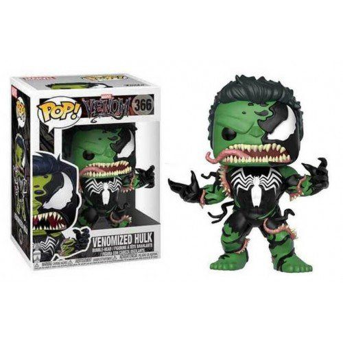 Funko Pop! Venomized Hulk: Venom (Marvel) #366 - Funko