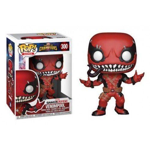 Funko Pop! Venompool: Marvel Contest of Champions #300 - Funko