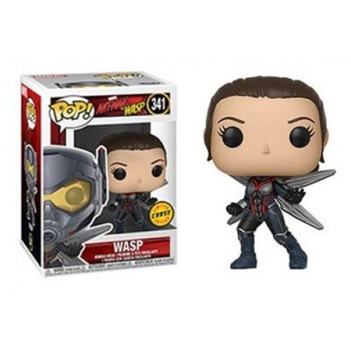 Funko Pop! Vespa (Wasp) Chase: Homem-Formiga e a Vespa (Ant-Man and the Wasp) #341 - Funko