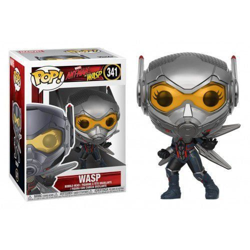 Funko Pop! Vespa (Wasp): Homem-Formiga e a Vespa (Ant-Man and the Wasp) #341 - Funko