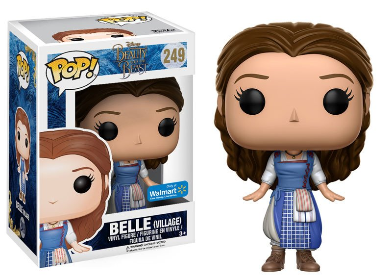 Pop Village Belle: Disney (Exclusivo) #249 - Funko