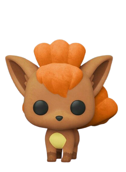 Funko Pop! Vulpix: Pokémon #580 (Flocado) Edição Limitada - Funko (Exclusivo SDCC 2020)