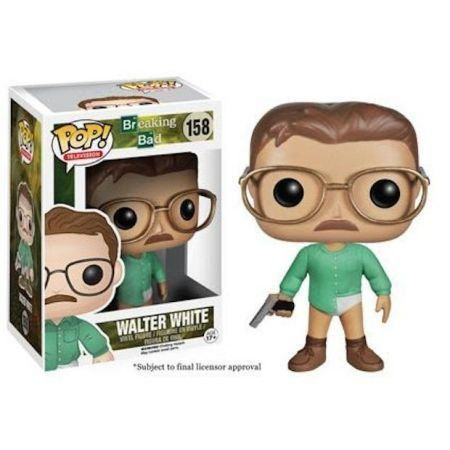 Funko POP! Walter White Breaking Bad - Funko