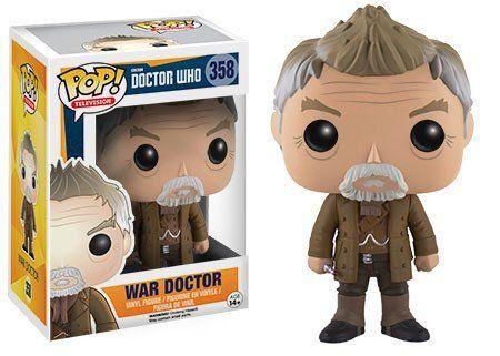 Funko Pop War Doctor: Doctor Who #358 - Funko