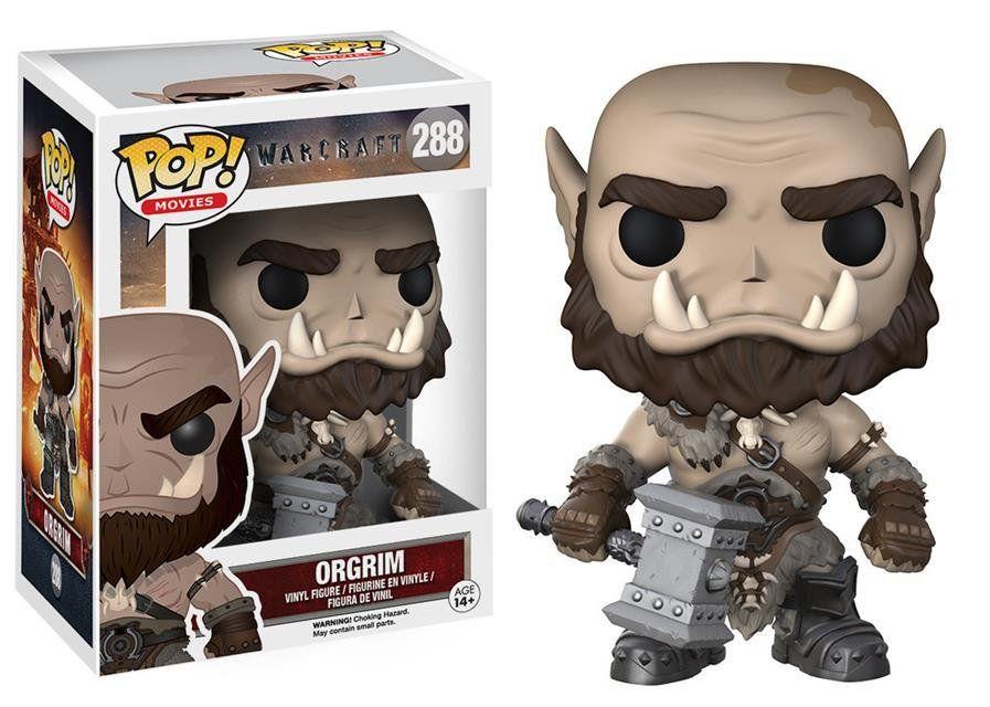 Funko POP! Warcraft: Orgrim #288 - Funko