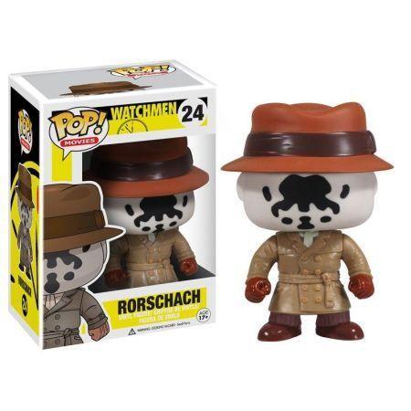 Funko POP! Watchmen Rorschach - Funko