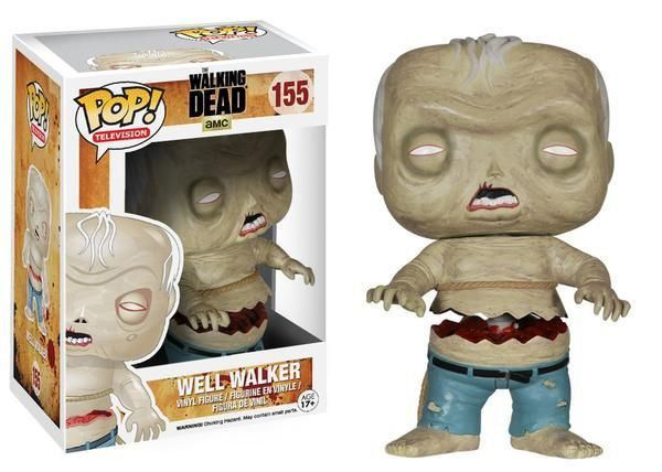 Funko Pop Well Walker: The Walking Dead #155 - Funko