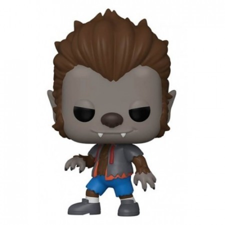 Funko Pop! WereWolf Bart: Os Simpsons Casa da Árvore do Terror (Exclusivo Primavera 2020) #1034 - Funko