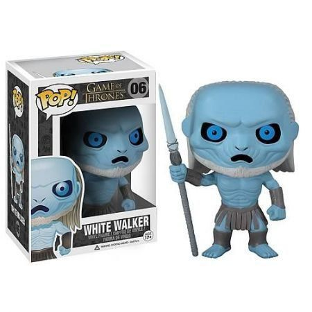 Funko Pop! White Walker: Game Of Thrones #06 - Funko