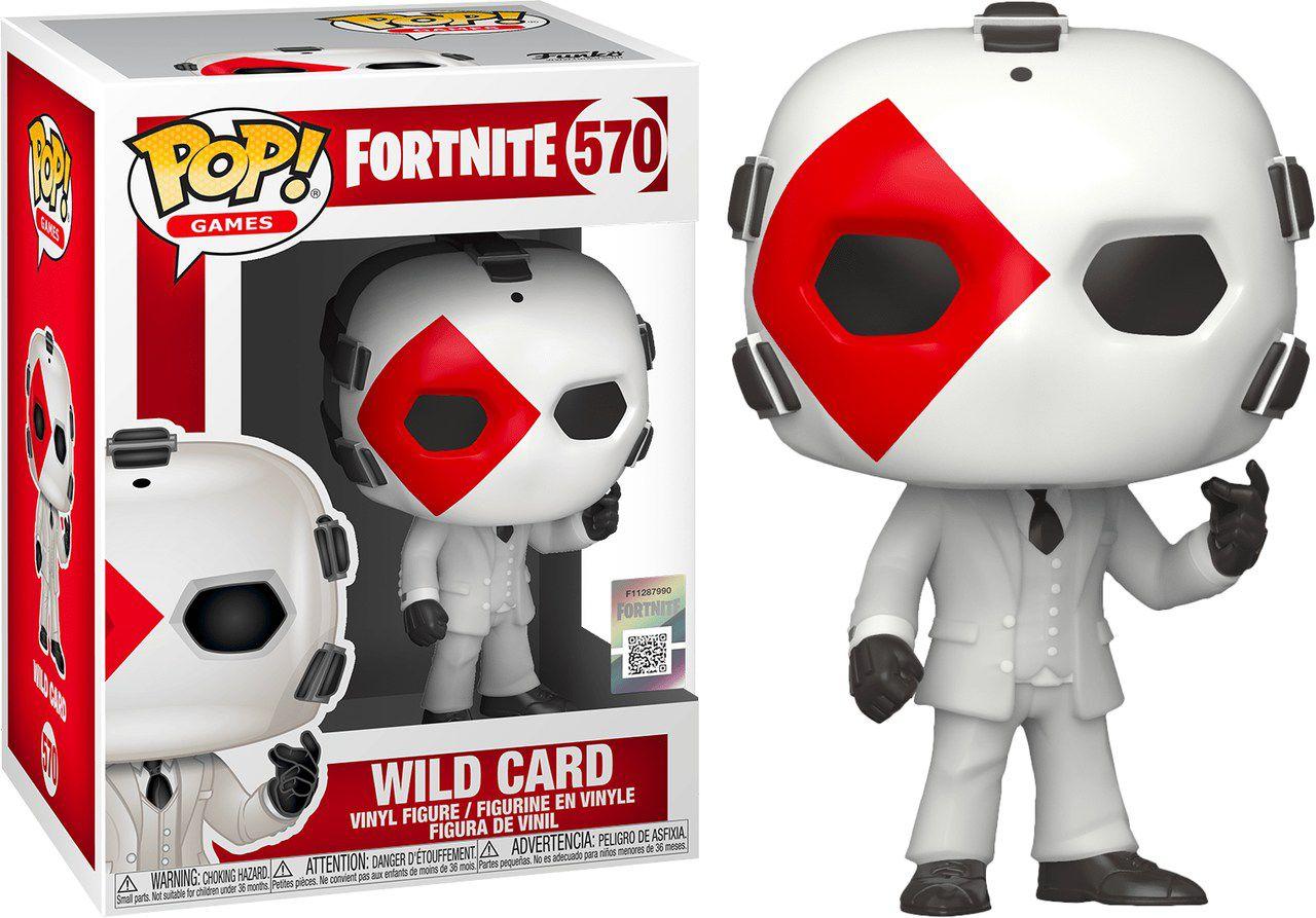 Funko Pop! Wild Card: Fortnite #570 - Funko