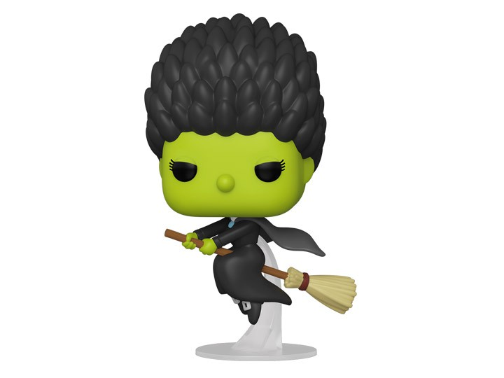 Pop! Witch Marge: Os Simpsons Casa de Horror: ( The Simpsons Treehouse of Horror ) #1028 - Funko
