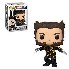 Funko Pop! Wolverine de uniforme Wolverine In Jacket Marvel: X-Men o Filme - Aniversário 20 anos #637 - X-Men 20th Anniversary #637 - Funko