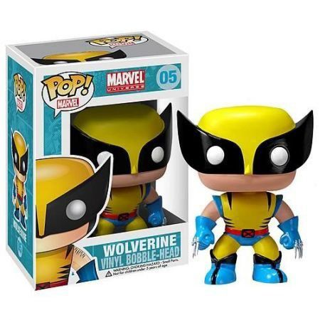 Funko Pop Wolverine: Marvel Universe #05 - Funko