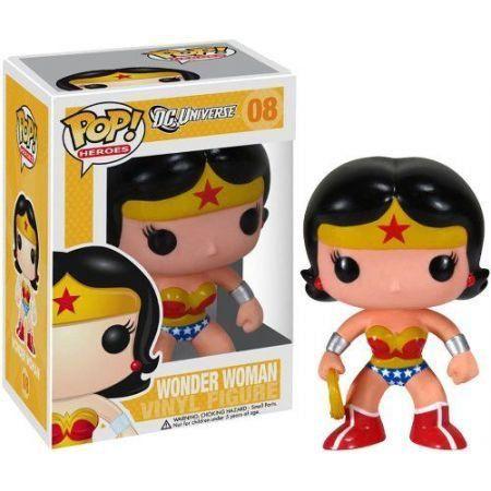 Funko POP! Wonder Woman - Funko