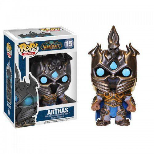 Funko Pop Arthas: World of Warcraft #15 - Funko