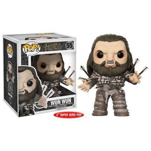 Funko Pop Wun Wun com Flechas (with Arrows): Game Of Thrones #55 - Funko