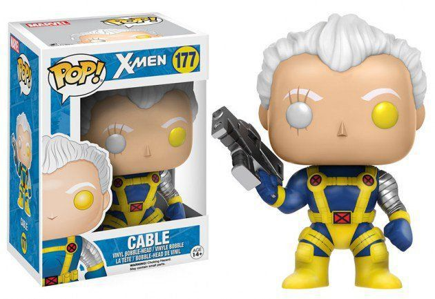 Funko Pop Cable: X-Men #177 - Funko