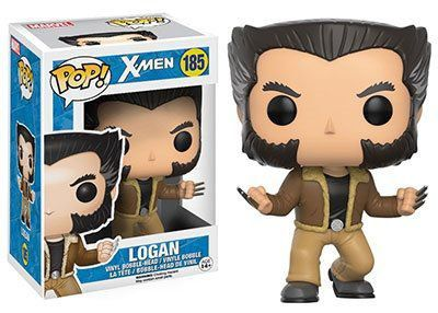 Funko Pop Logan (Wolverine): X-Men #185 - Funko