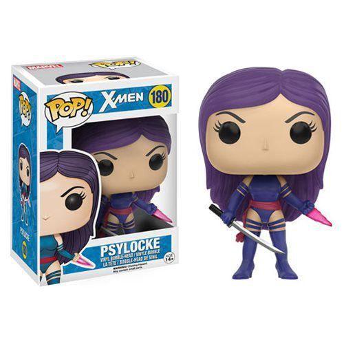 Funko POP! Marvel: X-Men: Psylocke #180 - Funko