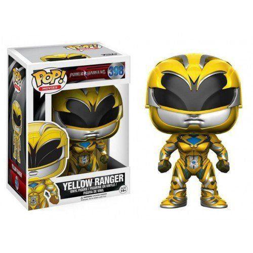 Funko Pop! Yellow Ranger: Power Rangers #398 - Funko