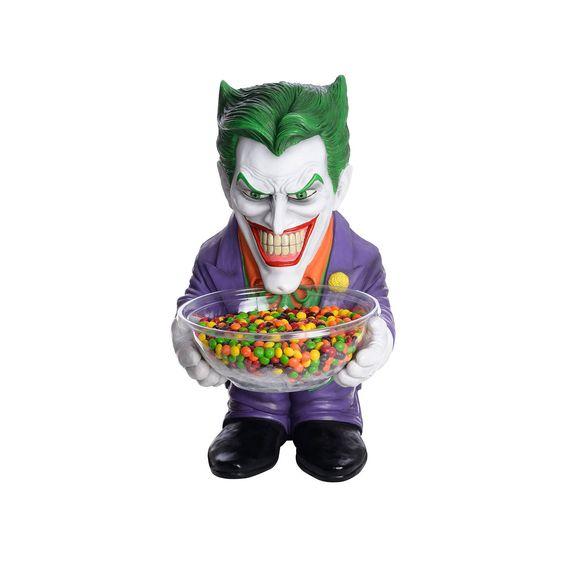 Porta Balas Coringa (The Joker): DC Comics Superheroes - Rubies Costume - CD