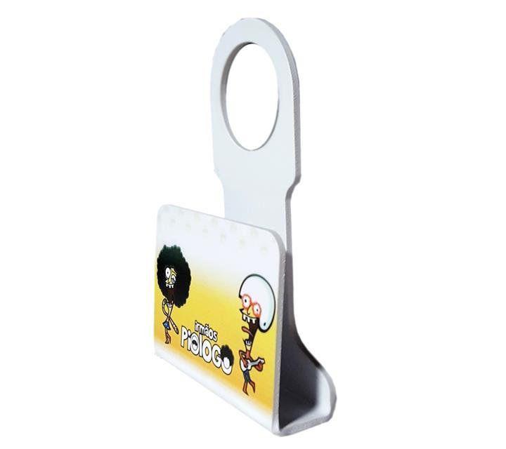 Porta Carregador de Celular Irmãos Piologo - Fabrica Geek