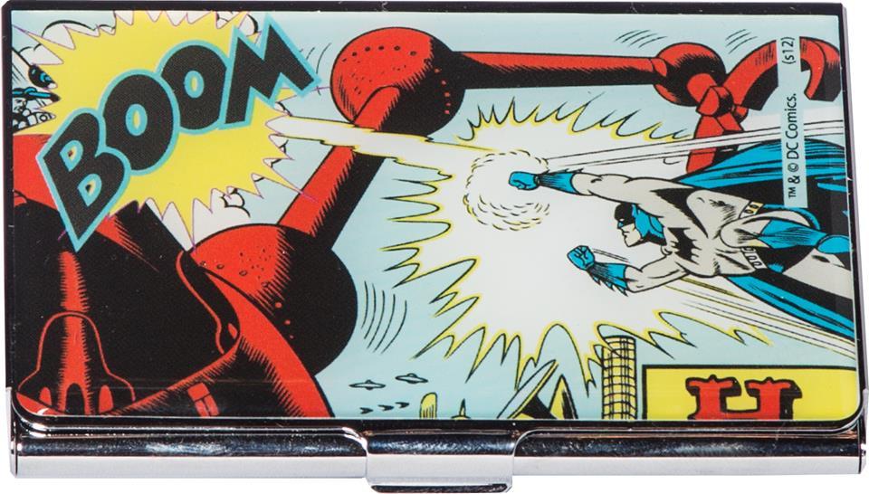 Porta Cartão Batman Boom