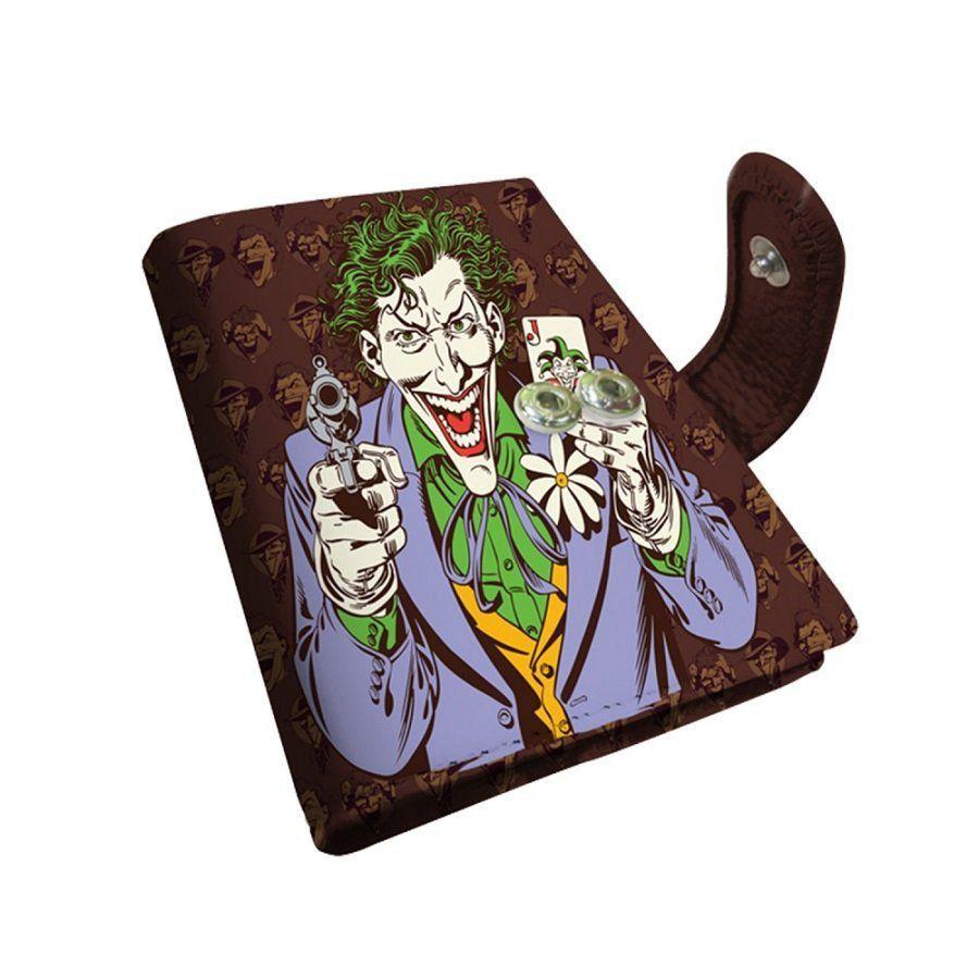 Porta Cartão Dc Comics  Joker - Urban