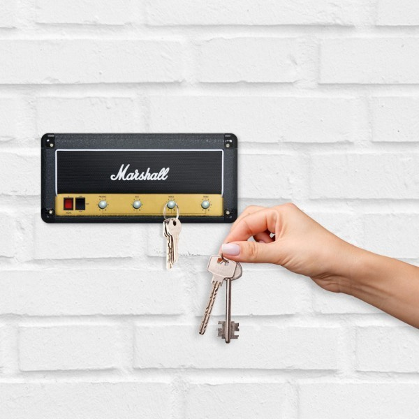 Porta Chave: Amplificador Marshall Cubo Marshall - EV