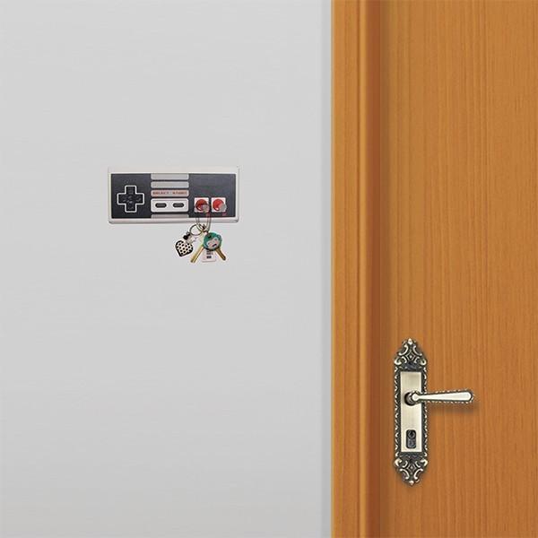 Porta Chave: Controle Nintendinho