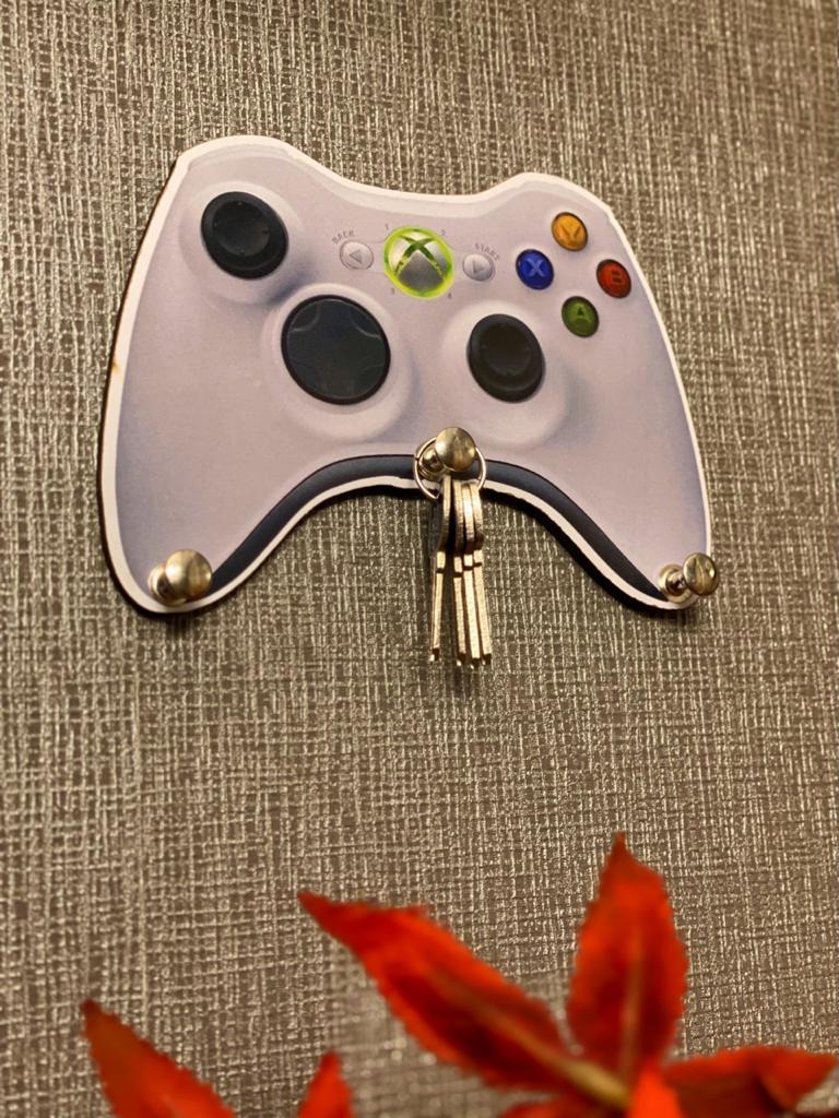 Porta Chave: Controle Xbox