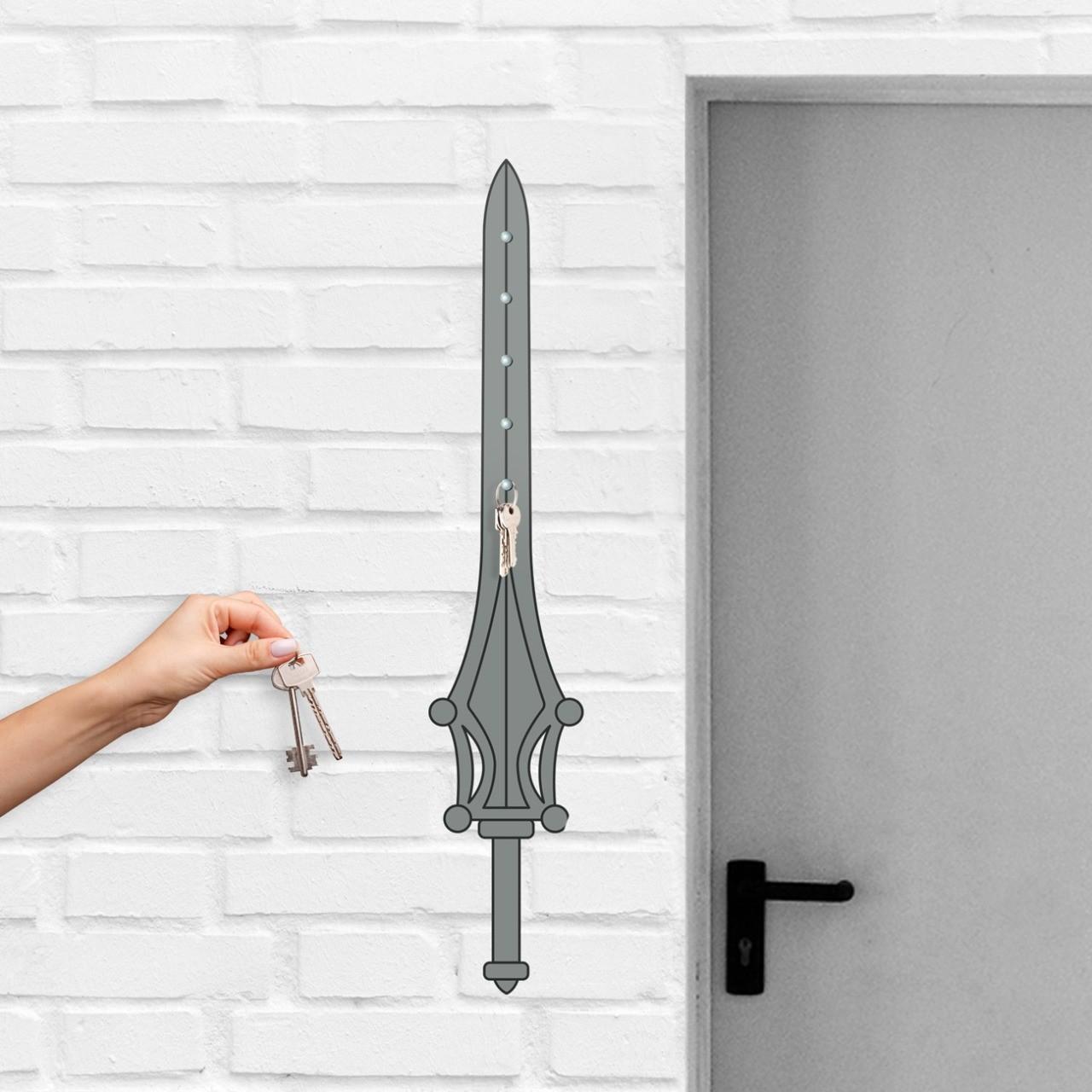 Porta Chave Espada Do Poder - He-man - EV