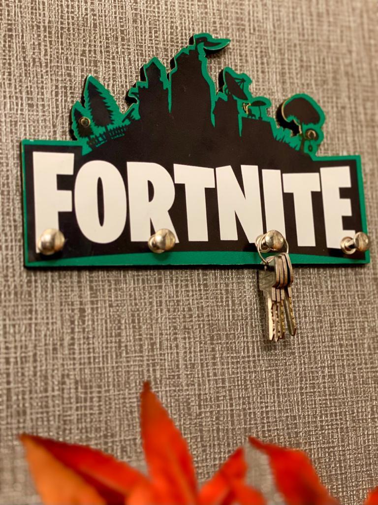 Porta Chave: Fortnite
