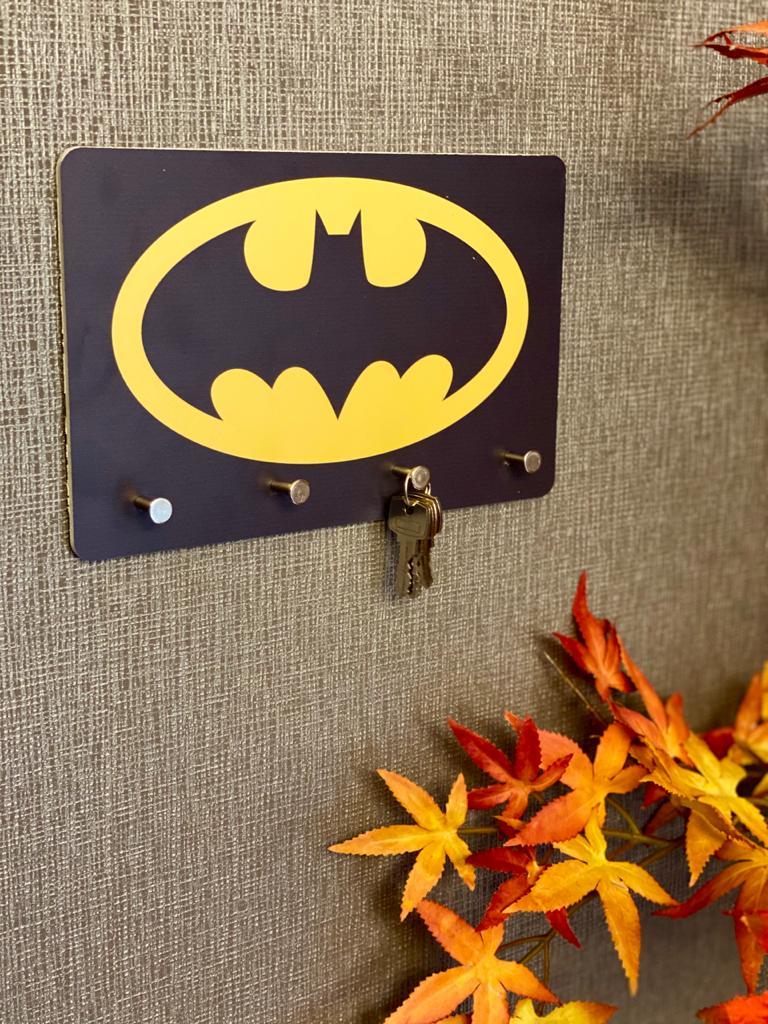 Porta Chave: Logo Batman