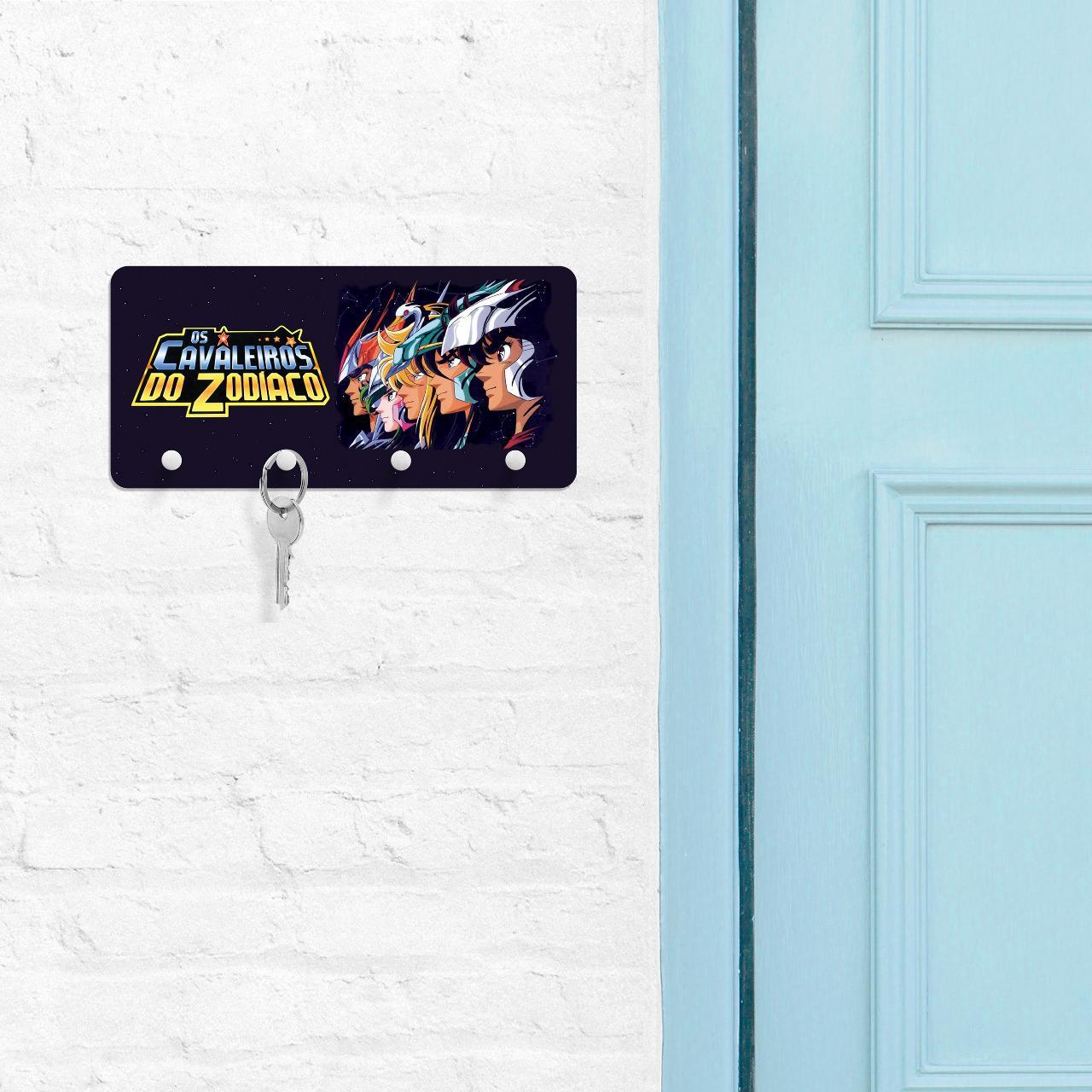 Porta Chave: Os Cavaleiros dos Zodíacos