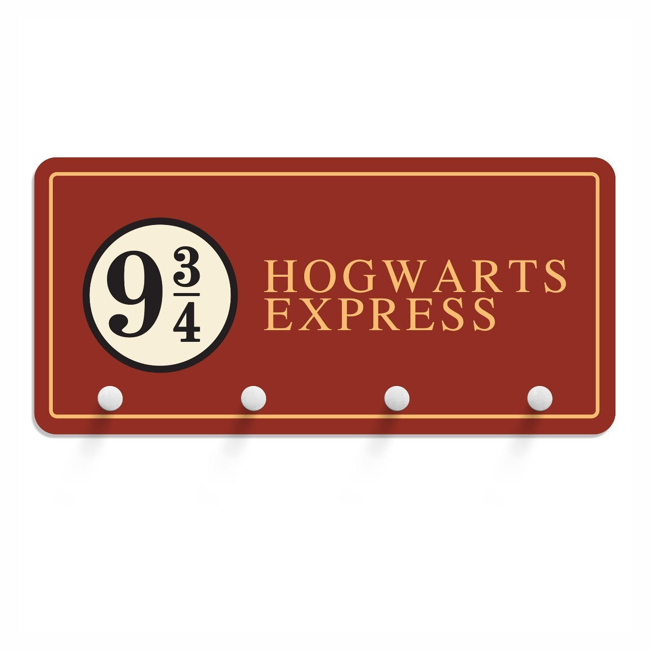 Porta Chave: Plataforma 9 3/4 Hogwarts Express
