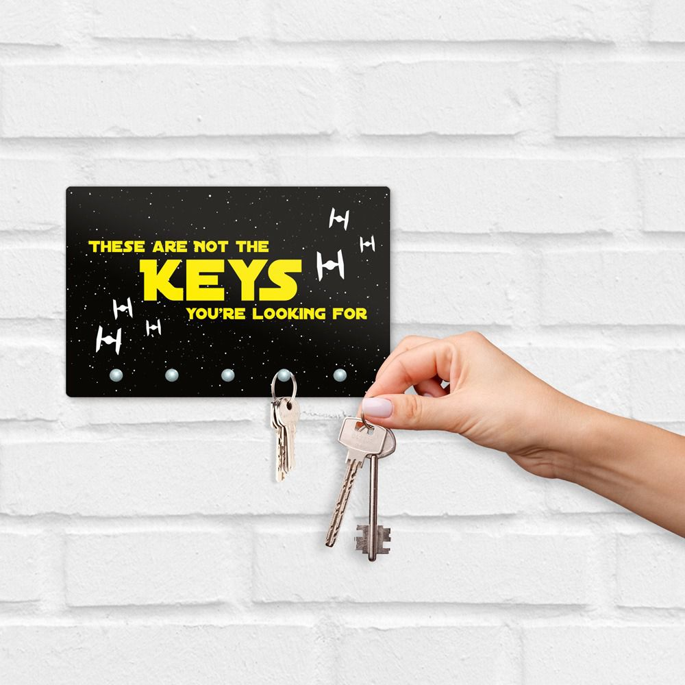 Porta Chave Star Wars: These are not the Keys you're looking for