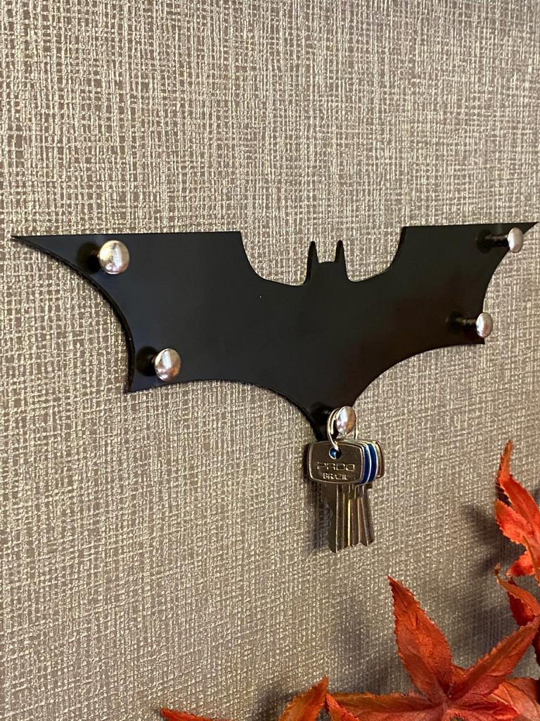 Porta Chave The Batman Batarang Batrang - EV