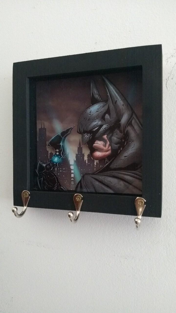 Porta Chaves Batman: Dc Comics