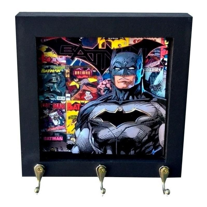 Porta Chaves Batman Rebirth - DC Comics - EV