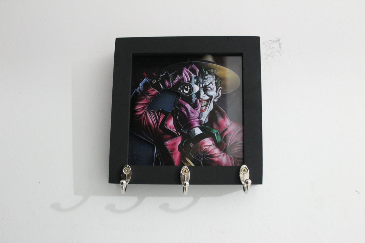 Porta Chaves Coringa (Joker): Piada Mortal - Dc Comics