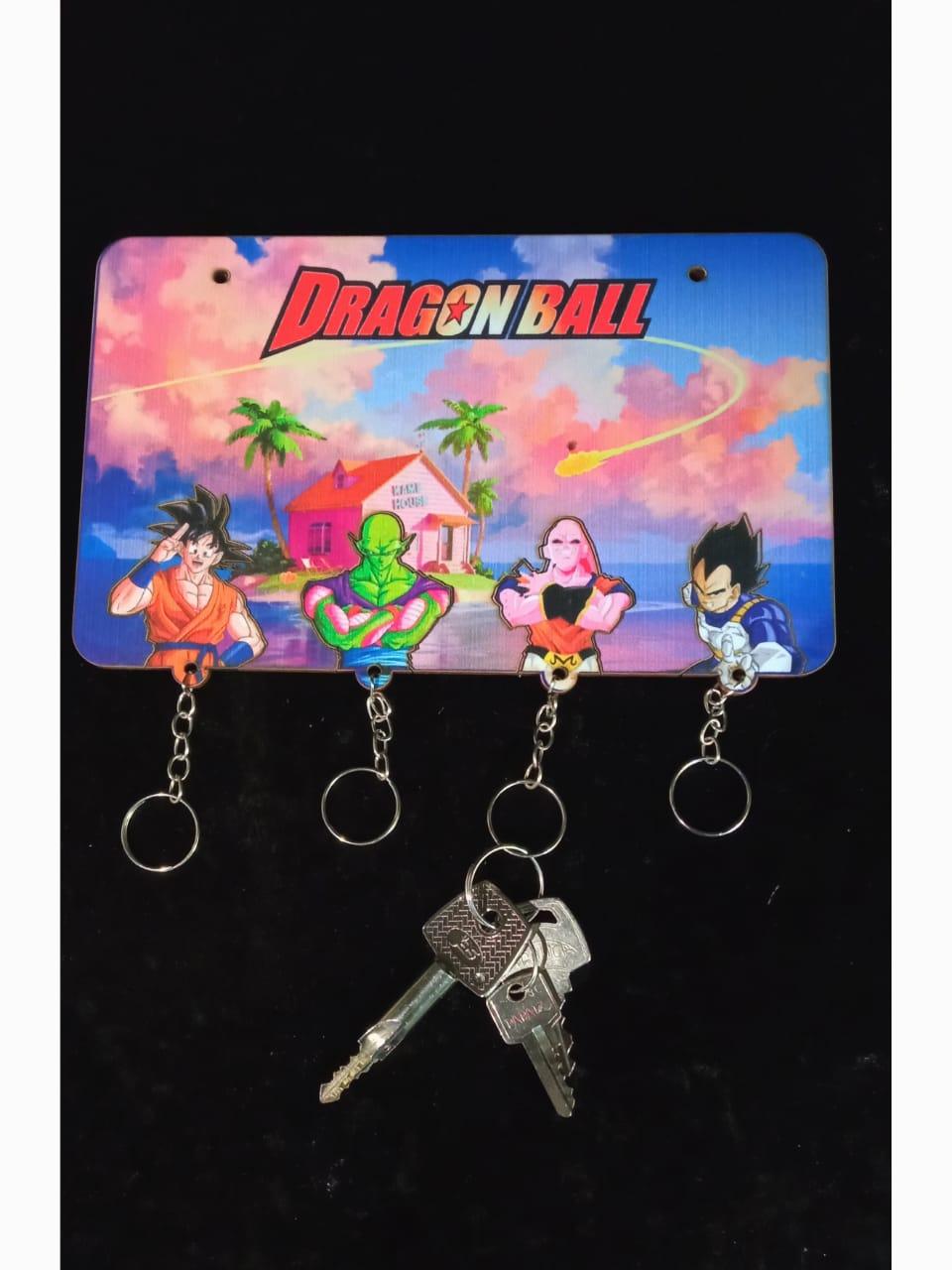 Porta Chaves: Dragon Ball Z