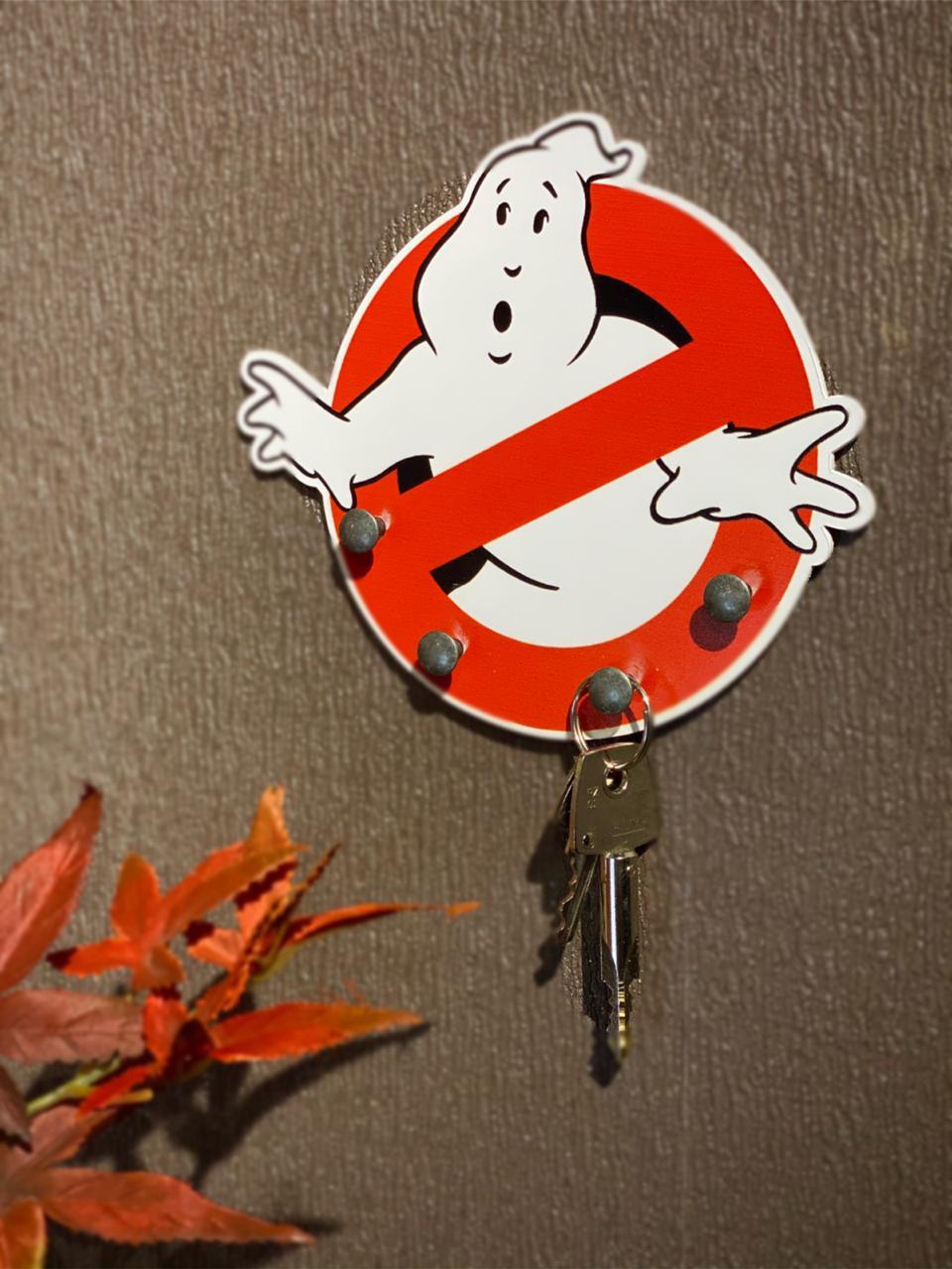 Porta Chaves Logo Os Caça Fantasmas (GhostBusters)