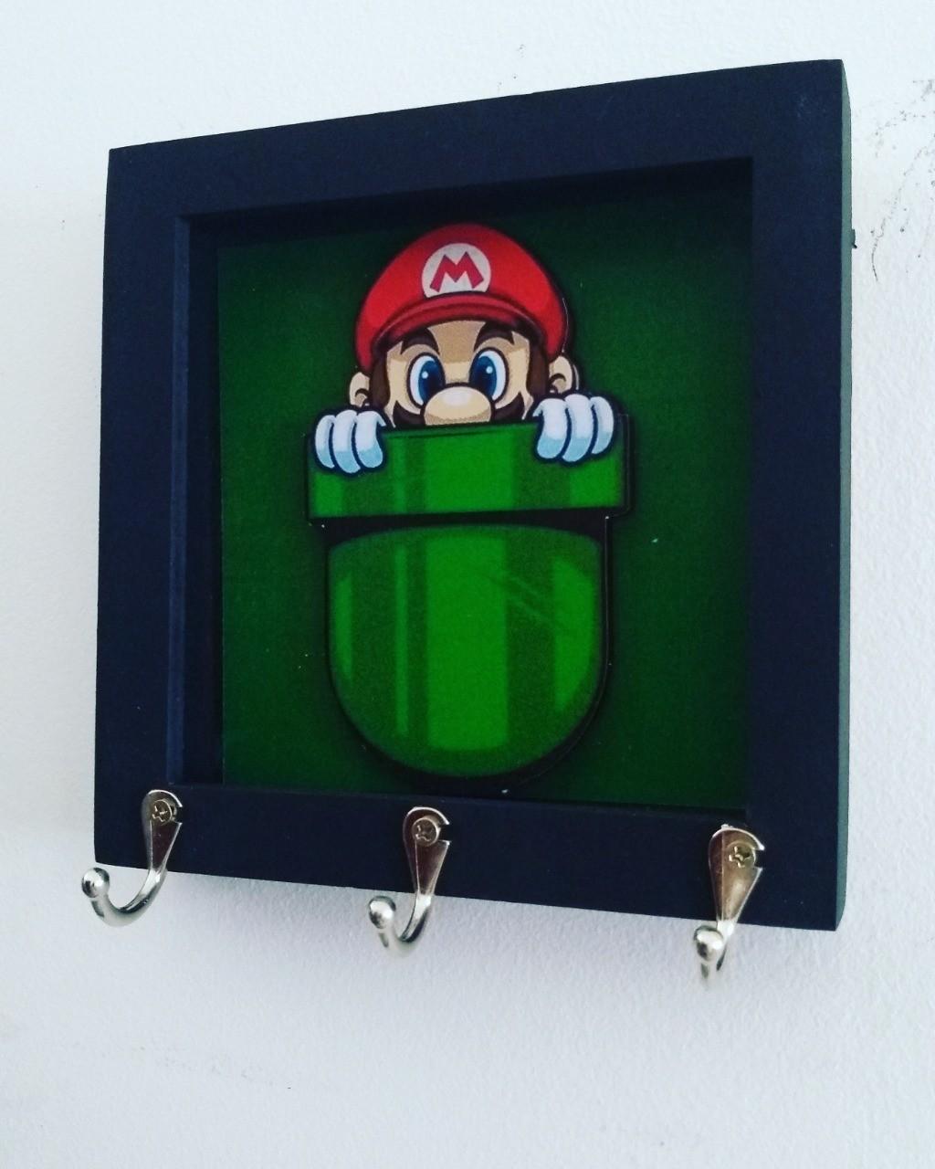 Porta Chaves Mario: Super Mario Bros