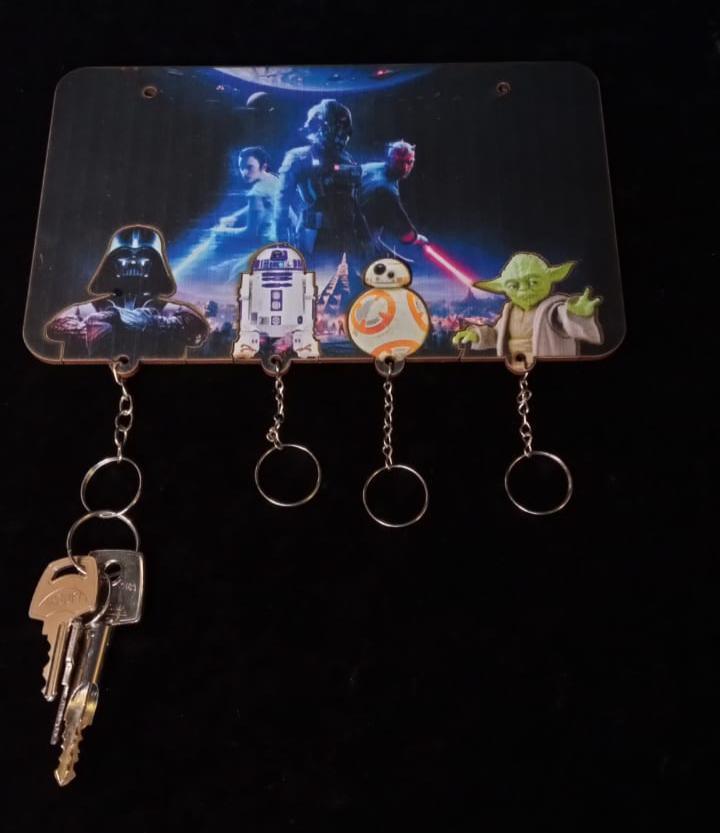 Porta Chaves: Star Wars
