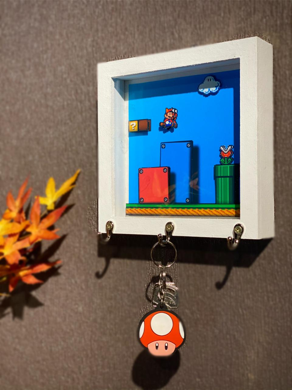Porta Chaves: Super Mario Bros. 3