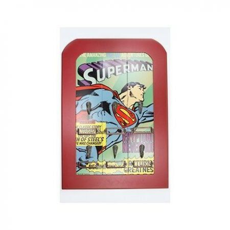 Porta Chaves Superman - Dc Comics