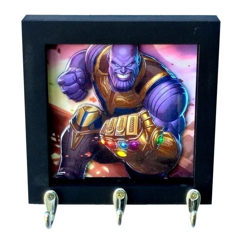Porta Chaves Thanos: Vingadores Ultimato Avengers End Game - Marvel - EV