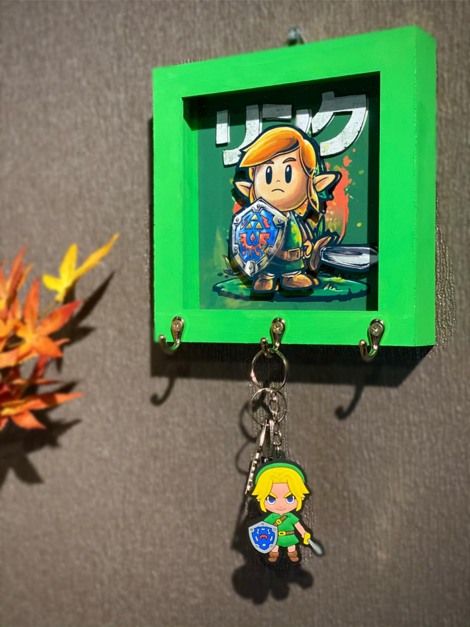 Porta Chaves: The Legend of Zelda